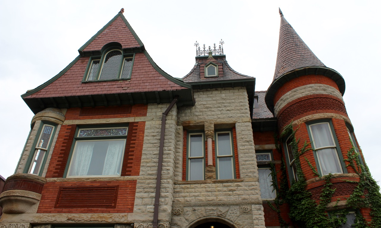 check out these 12 historic stunning detroit area homes