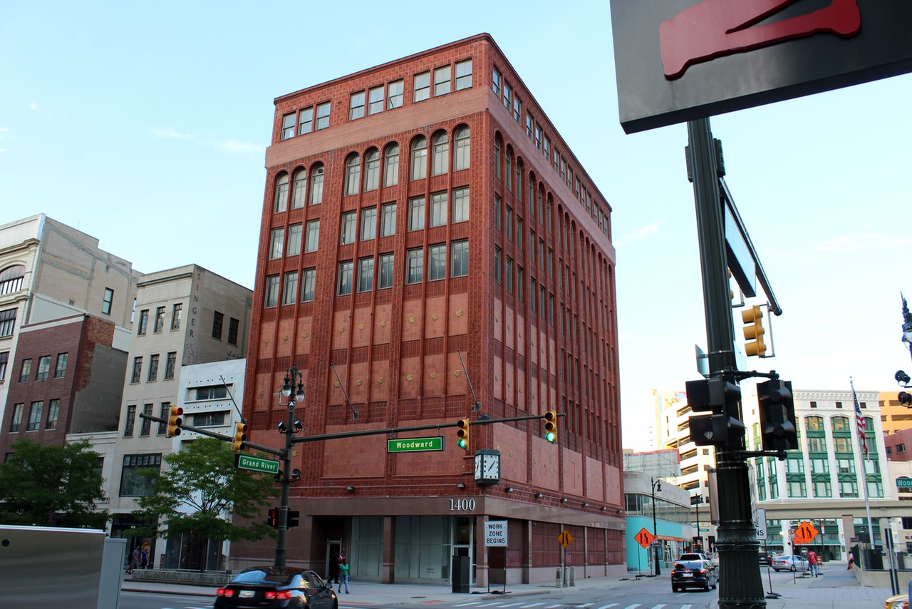 Report shinola to open boutique hotel in downtown detroit for Daily hotel