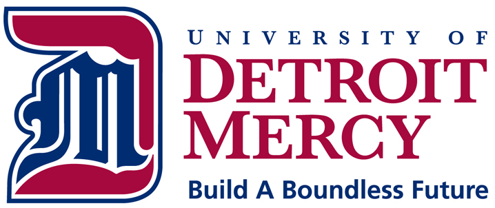 University of Detroit Mercy new logo