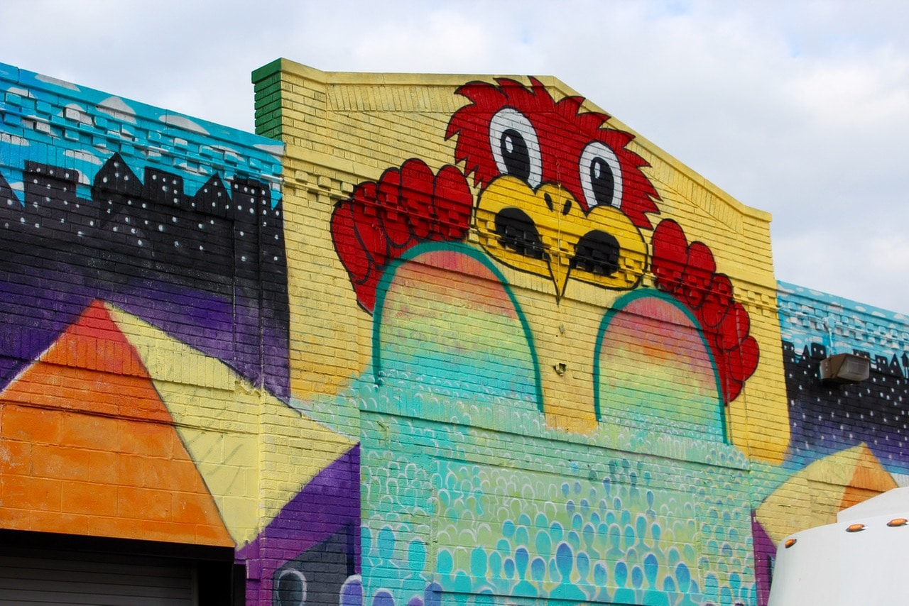28 Photos Of The Stunning New Murals In Eastern Market Show Detroit ...