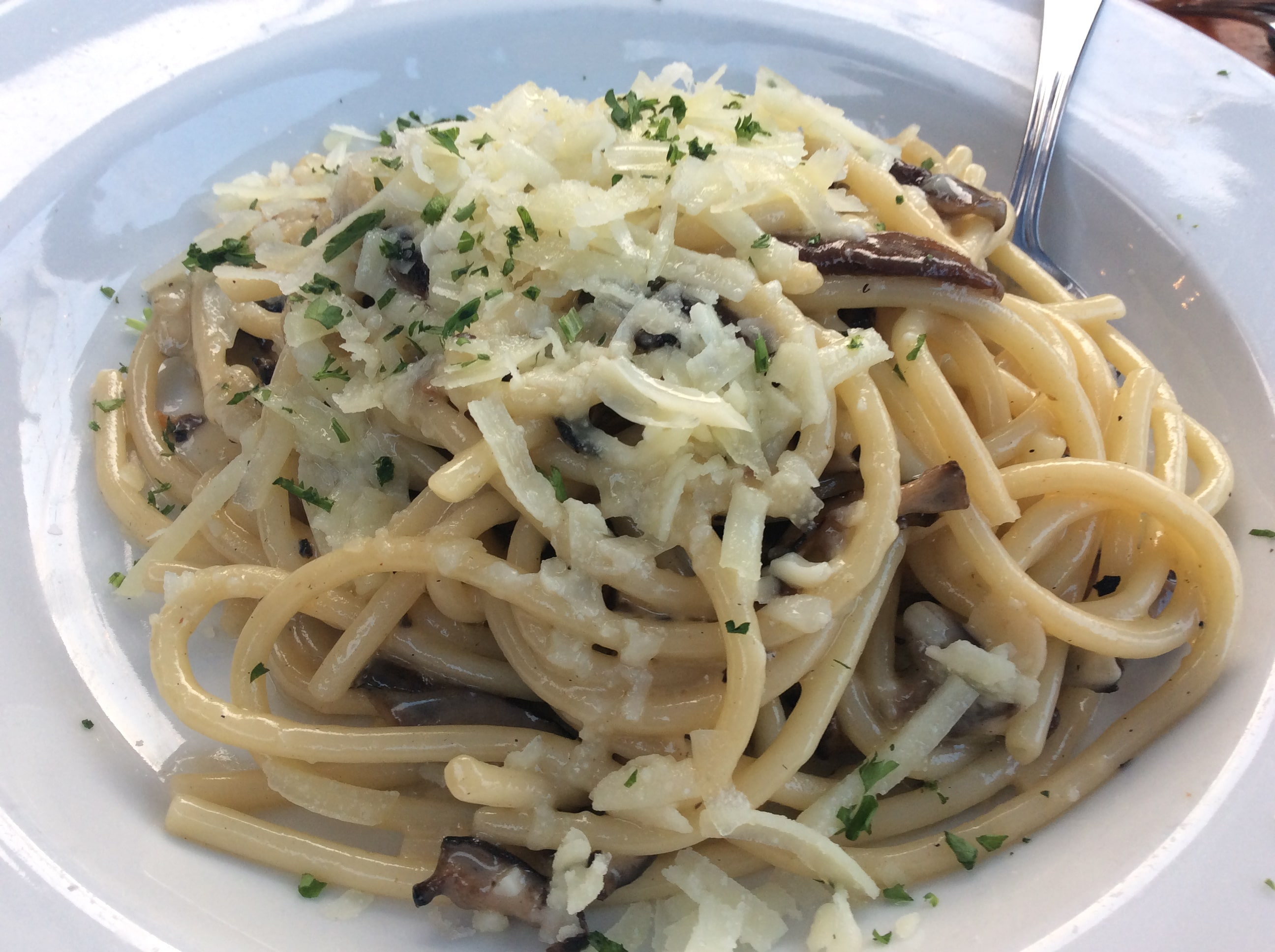 Truffle Butter Pasta the best pasta in michigan is this truffle butter dish, says