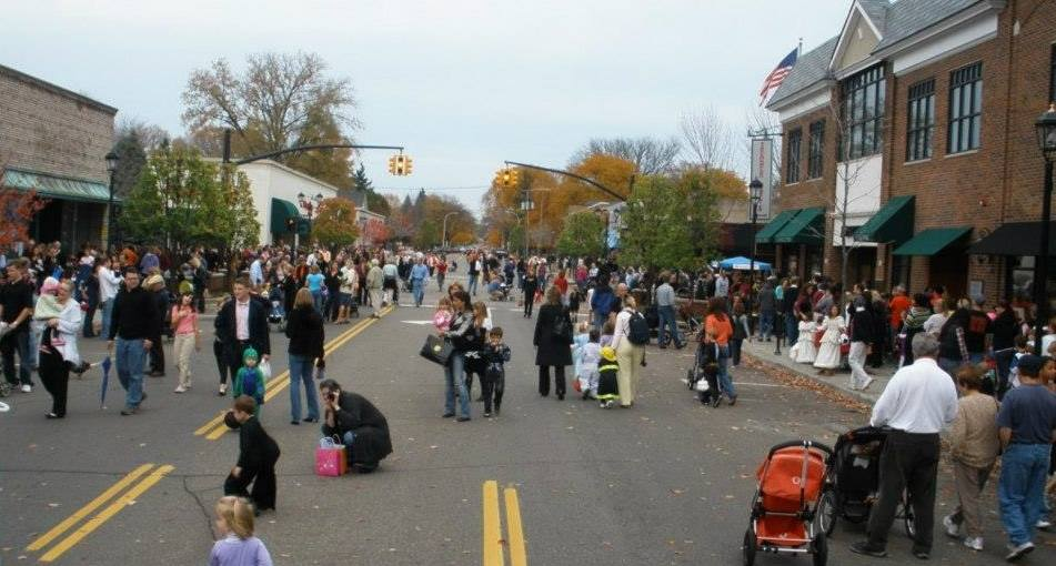 halloween trick or treat grosse pointe