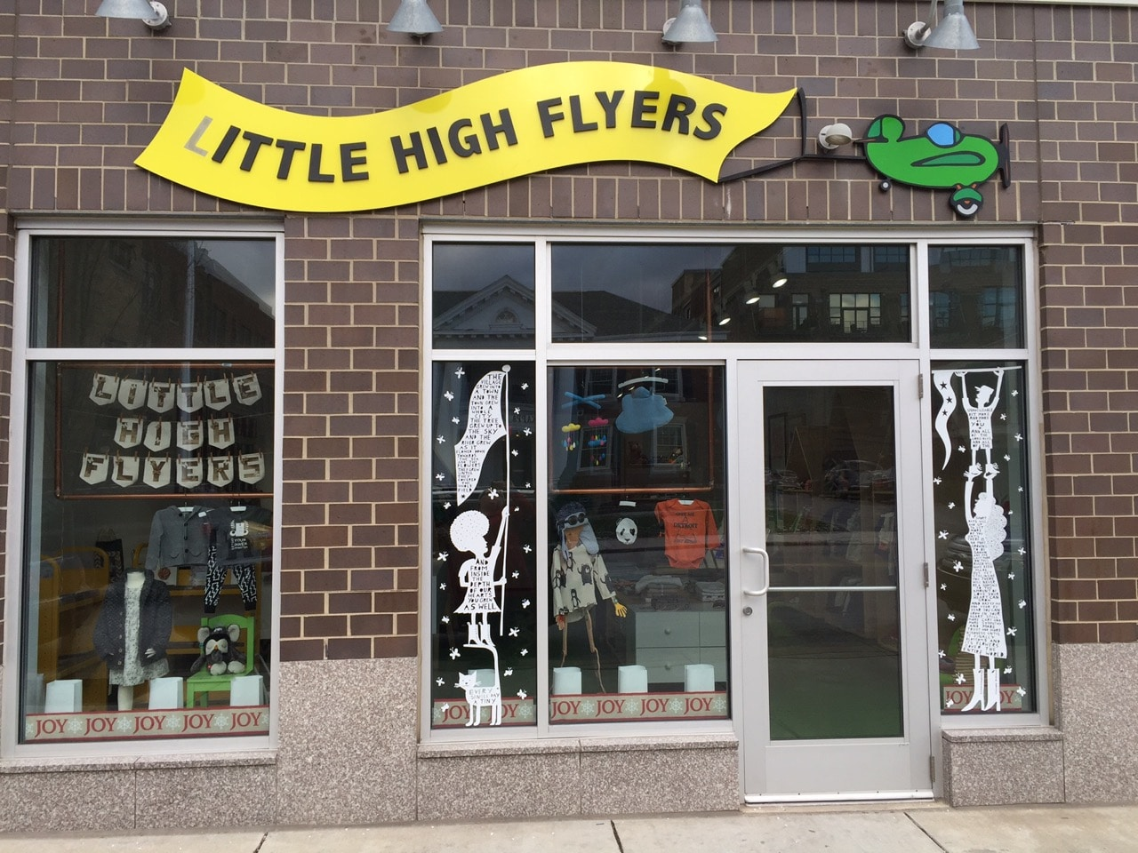 Little High Flyers baby boutique