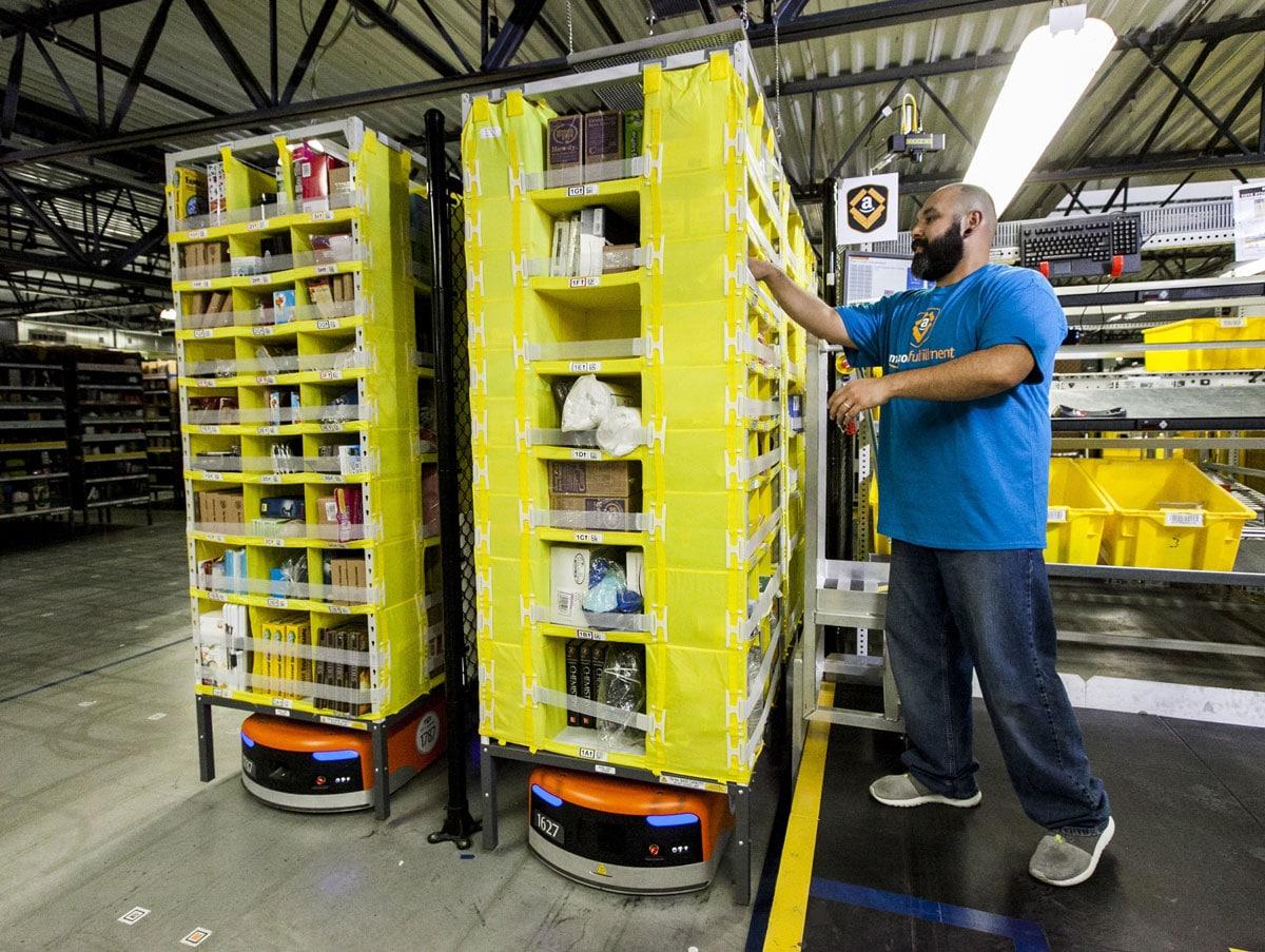 Amazon to bring 1000 jobs to Aurora