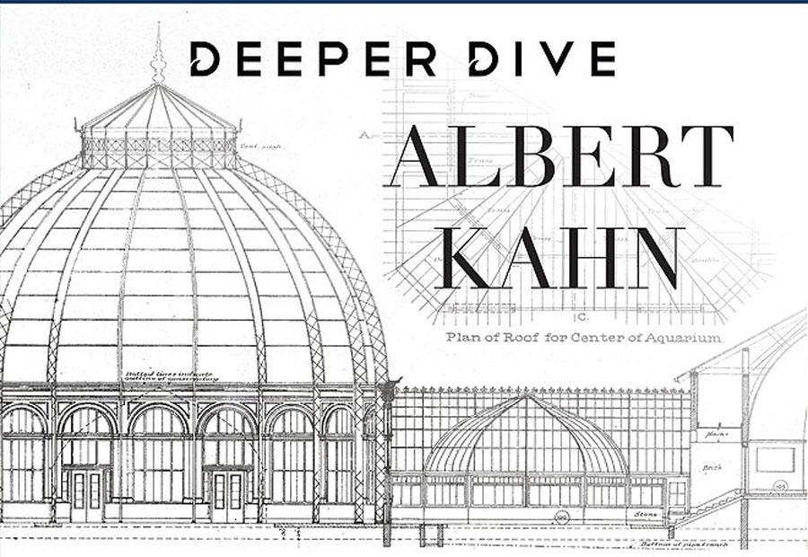See albert kahns blueprints of the belle isle aquarium and if malvernweather Gallery