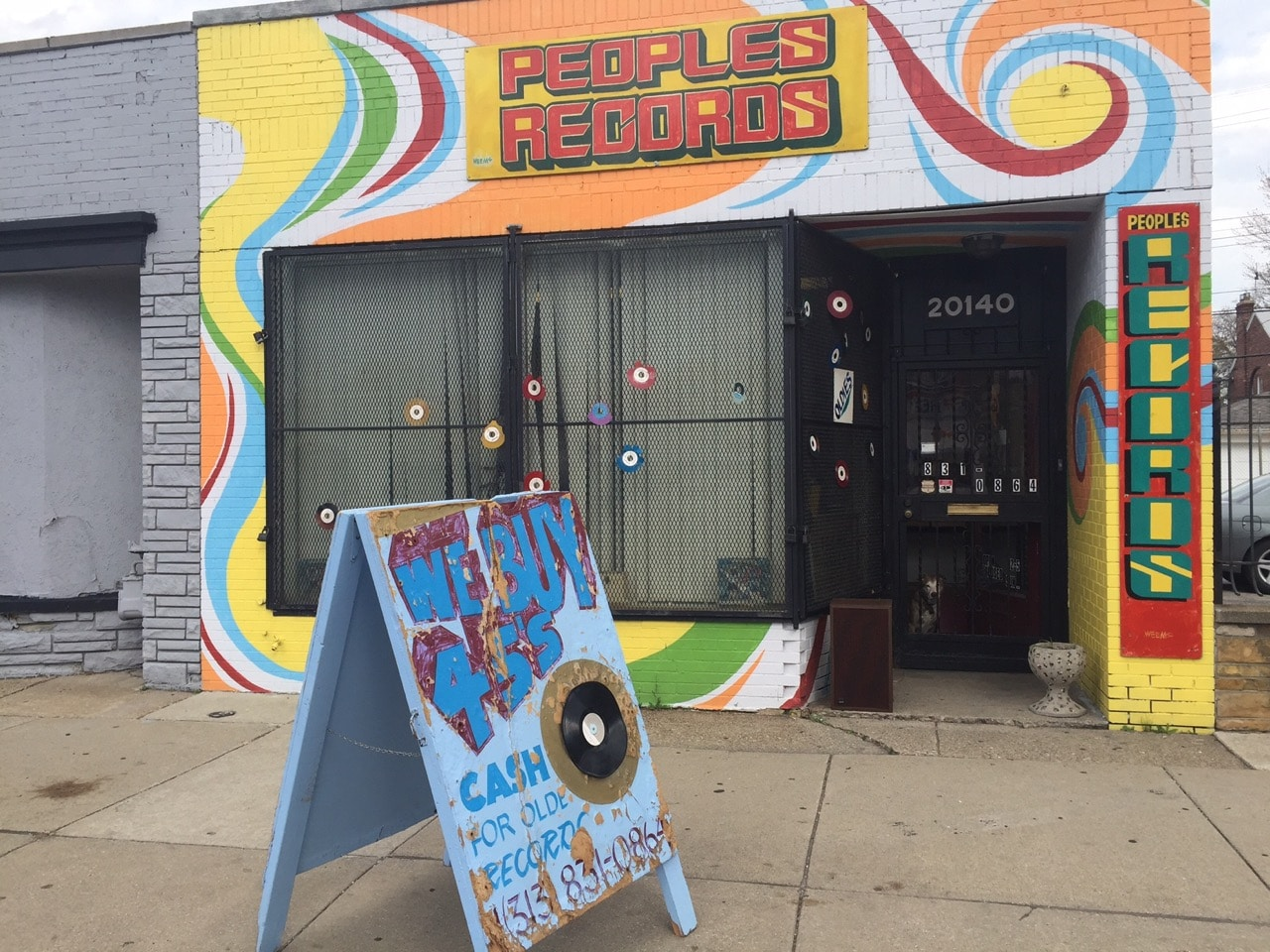 6 record stores pick a quintessential detroit album for record store day daily detroit