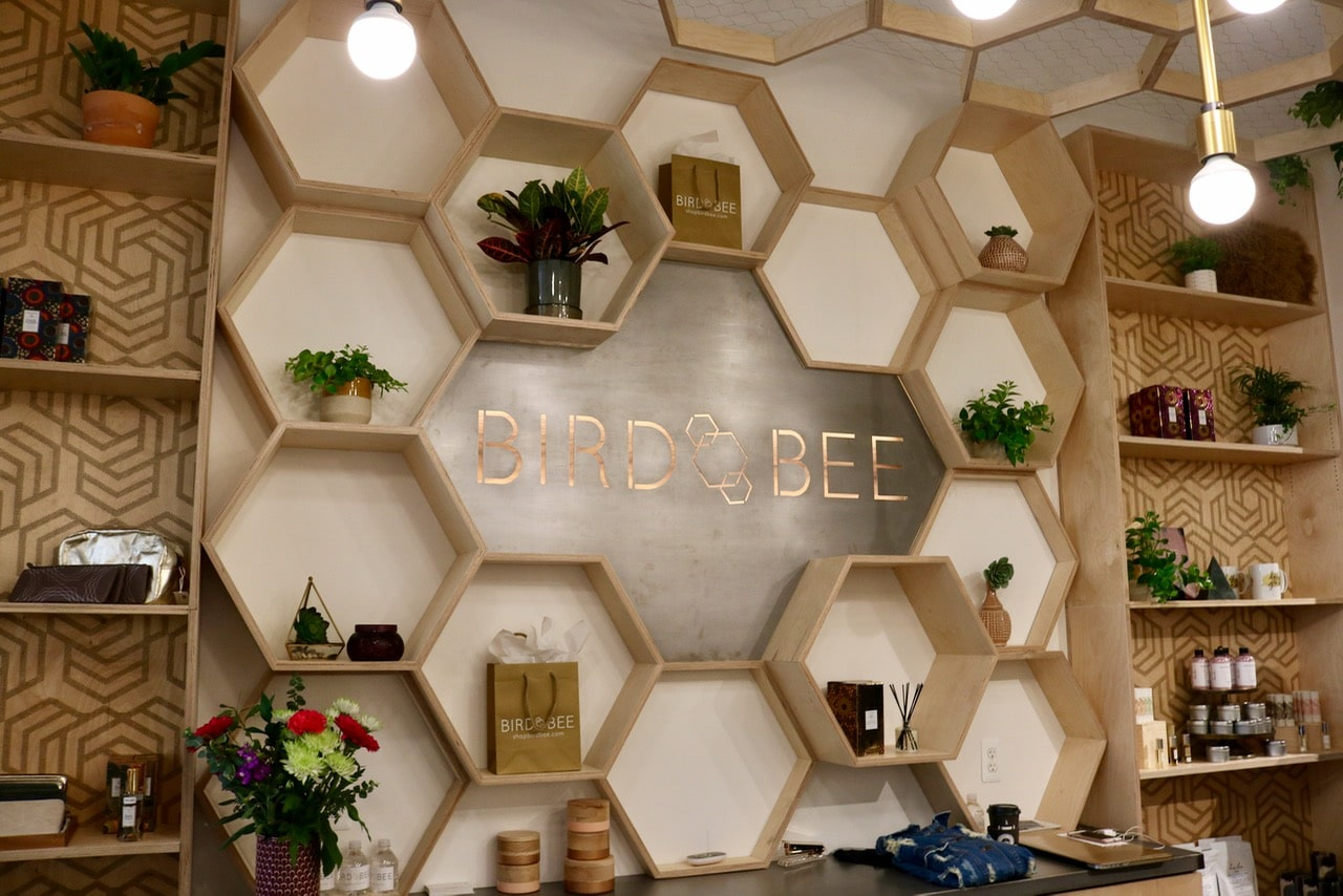 Bird Bee Interior Downtown Detroit