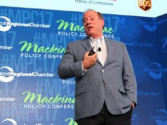 Mike Duggan - Mackinac Policy Conference