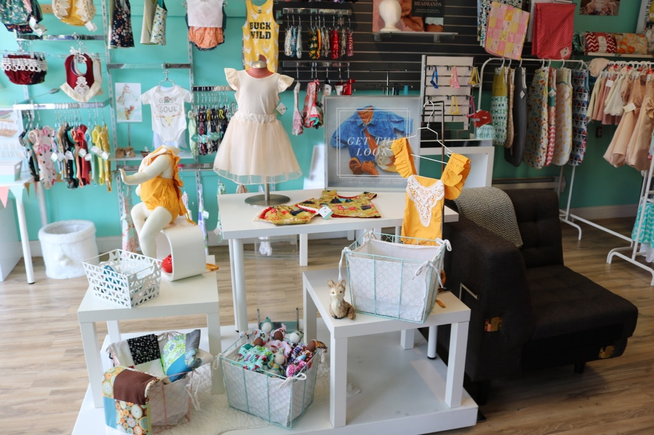 If you are in need of a unique baby gift then you need to check out this baby  boutique located in the heart of the Avenue of Fashion. f4f79dfe28c5