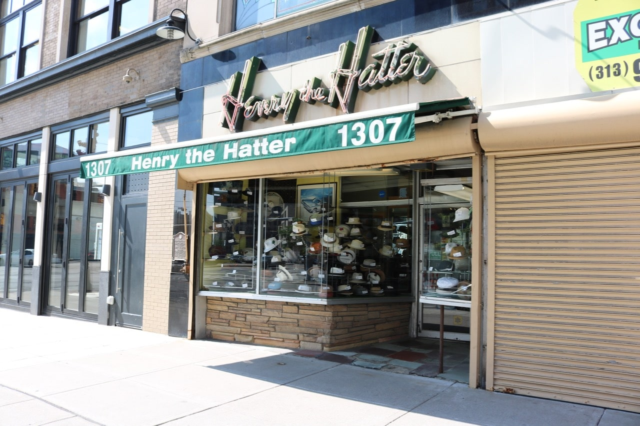 Henry the Hatter on Broadway. da92511535a1