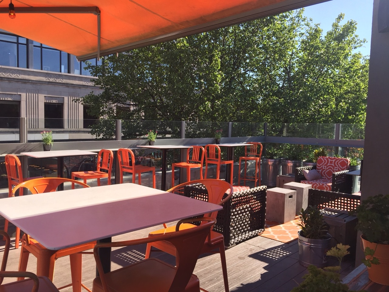 Looking For A Rooftop Patio In Oakland County? Social Kitchen Is The Place  To Be