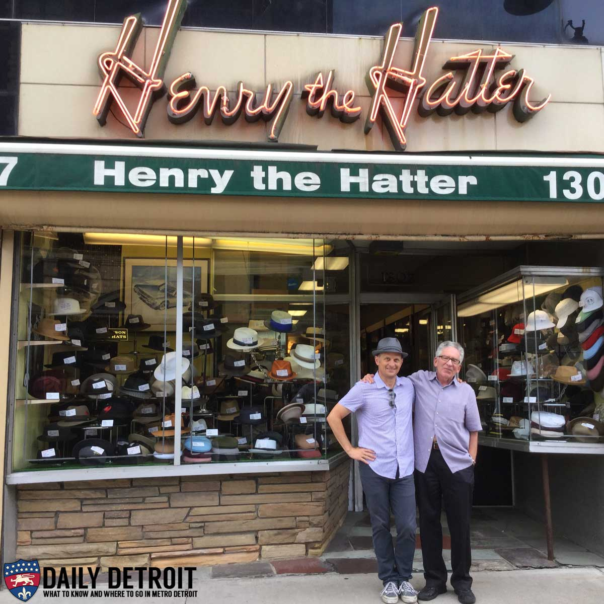 PODCAST  The History Of Henry The Hatter And Its Future With Paul Wasserman 1c4e46224a9