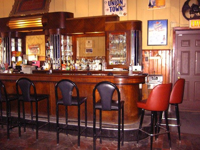The Insides Of The Legendary Detroit Dive Bar Kovacs Are