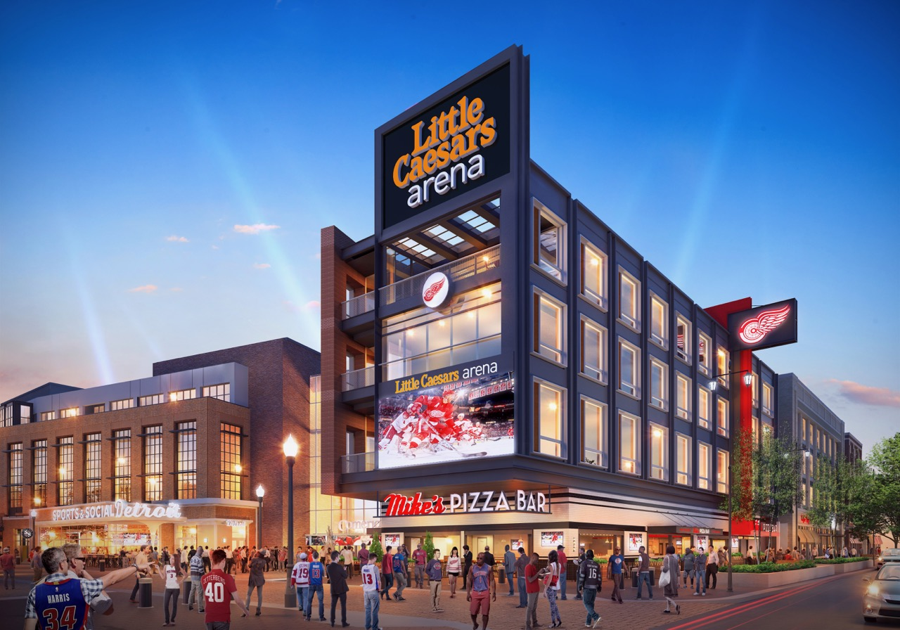 Two new restaurants to open inside little caesars arena for New restaurants
