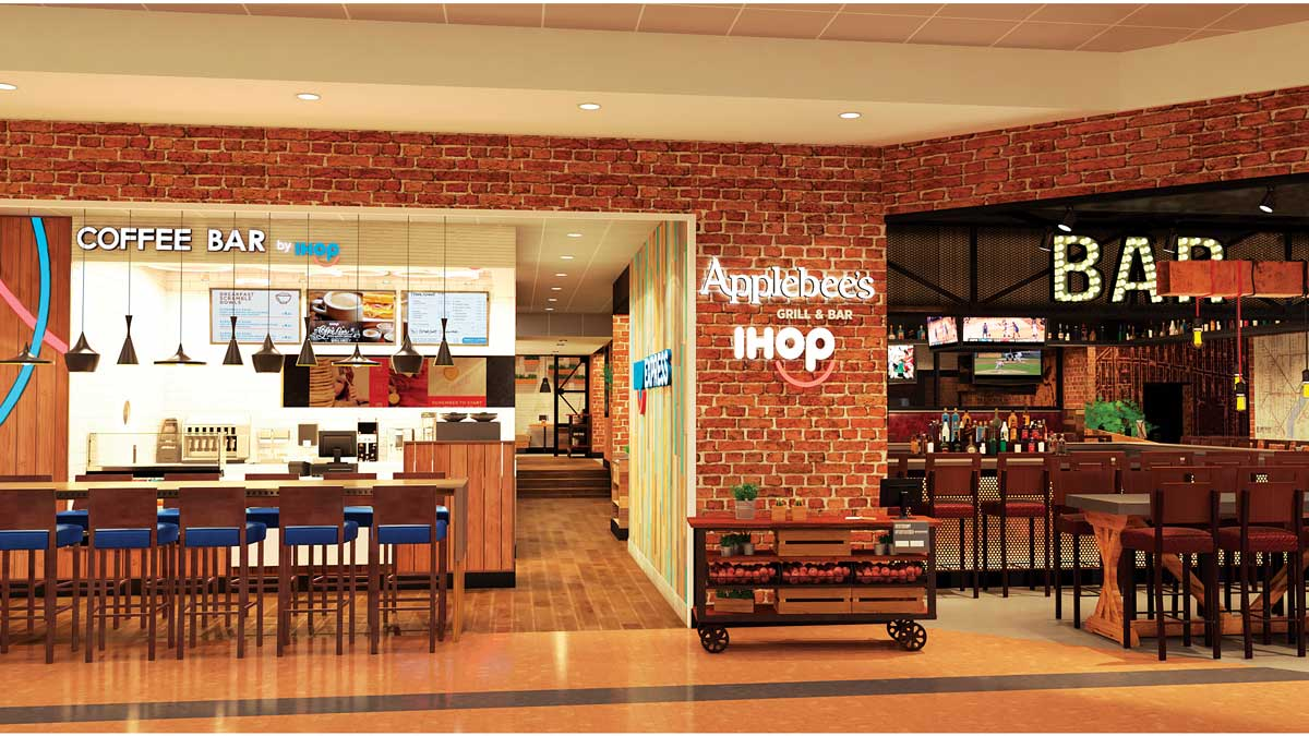 The IHOPplebees In Downtown Detroit Is A Step Closer To Reality