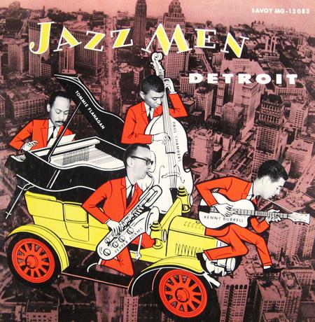10 Great Album Covers Featuring Detroit