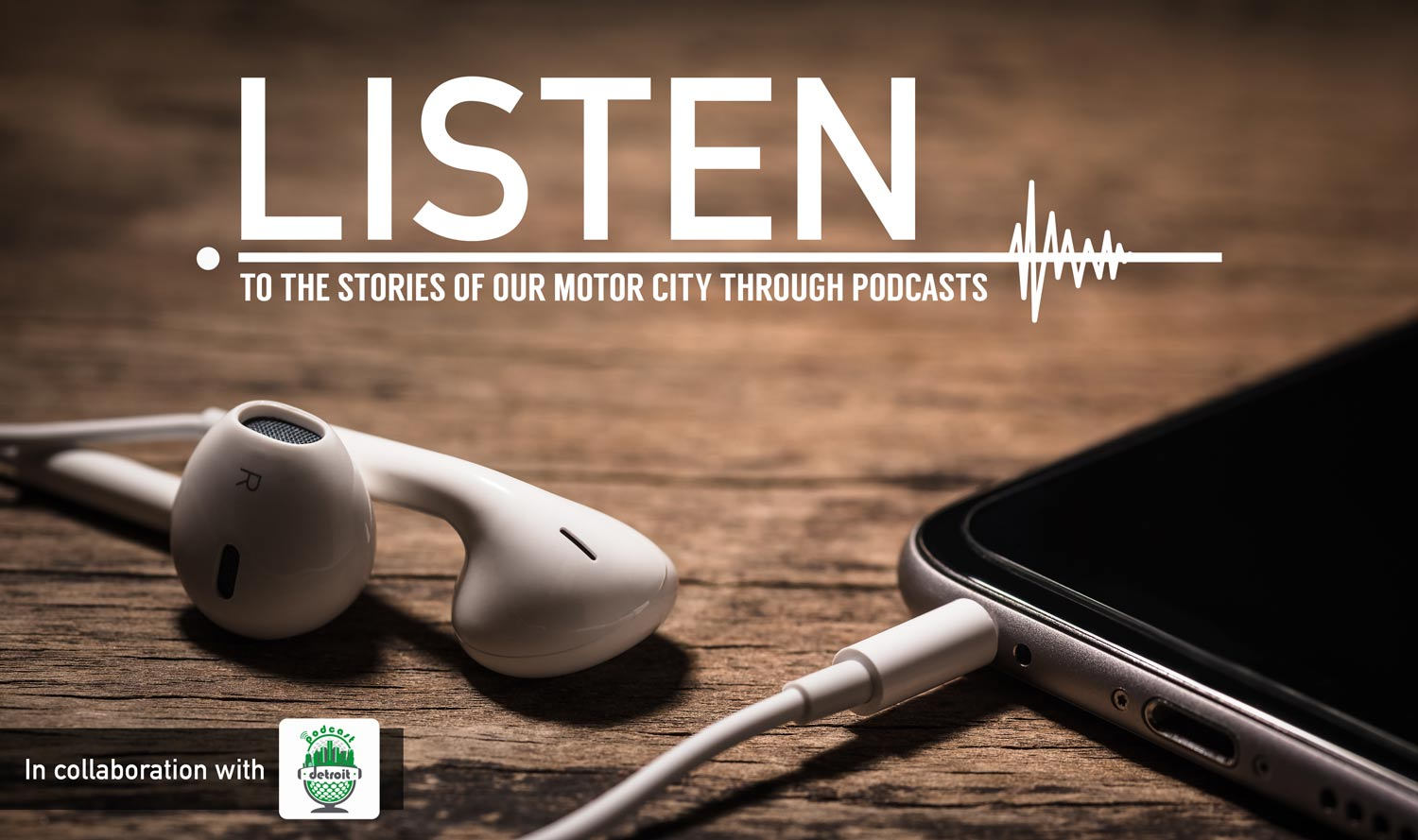 Detroit Podcasts Daily Detroit Podcast Detroit
