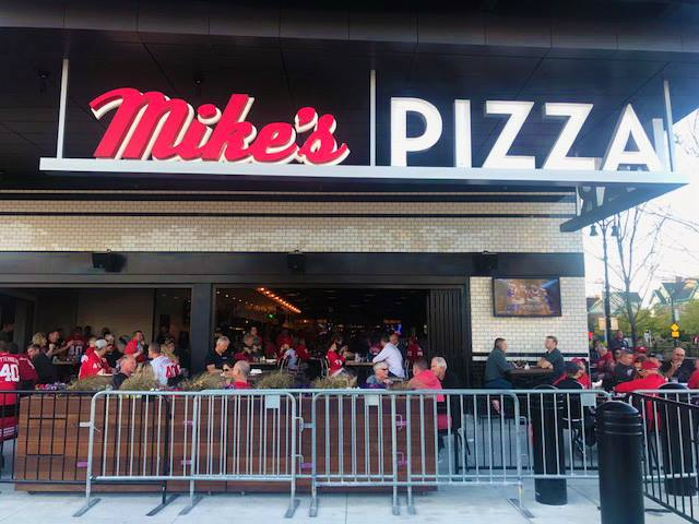 6 Bars Of The District Detroit Little Caesars Arena Ranked
