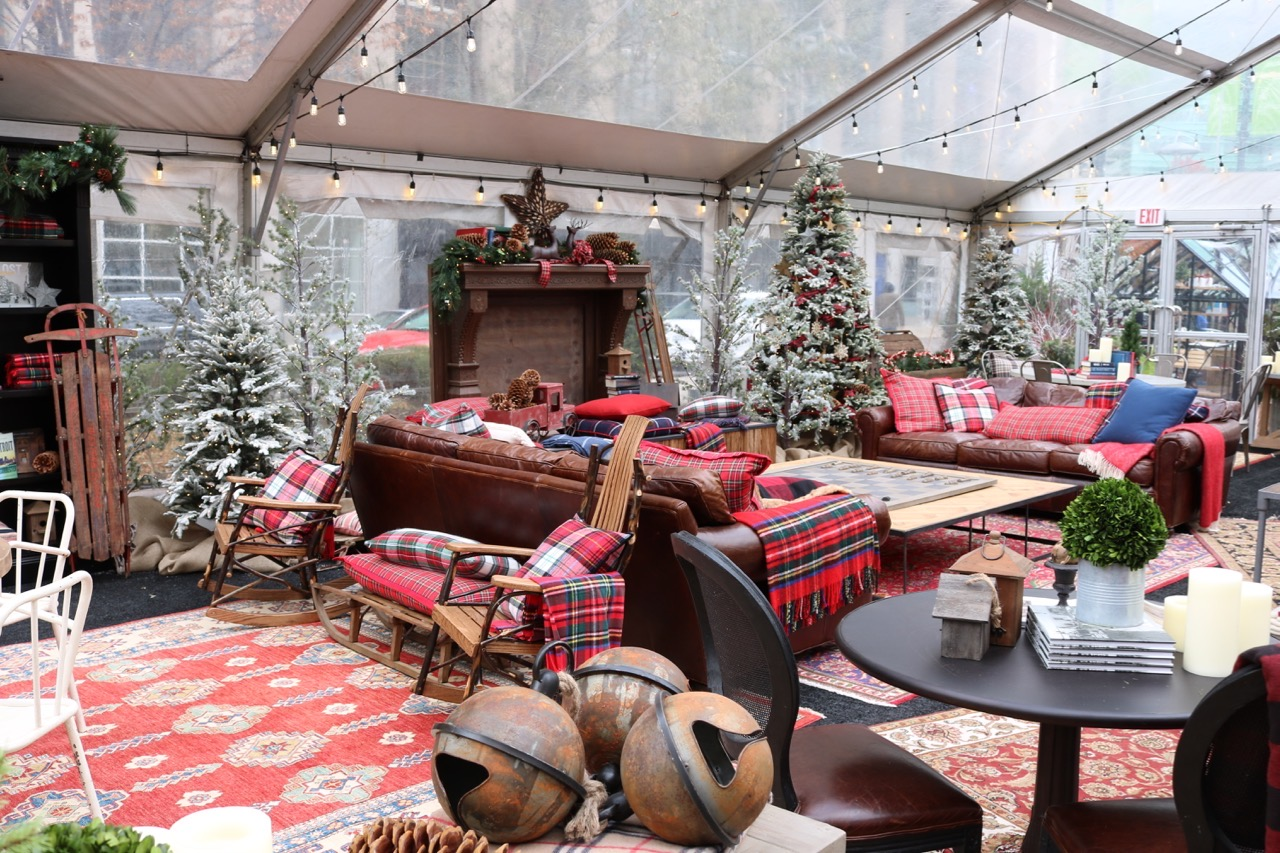 A 23 Photo Tour Through The Beautiful New Downtown Detroit Holiday Markets