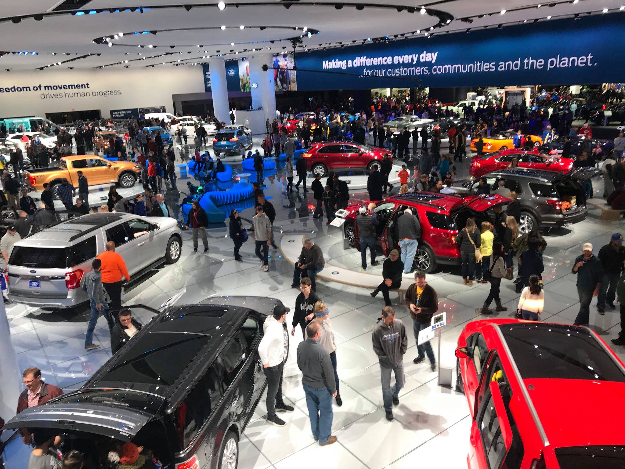 2020 Detroit Auto Show.The Detroit Auto Show Will Be Moving To June In 2020