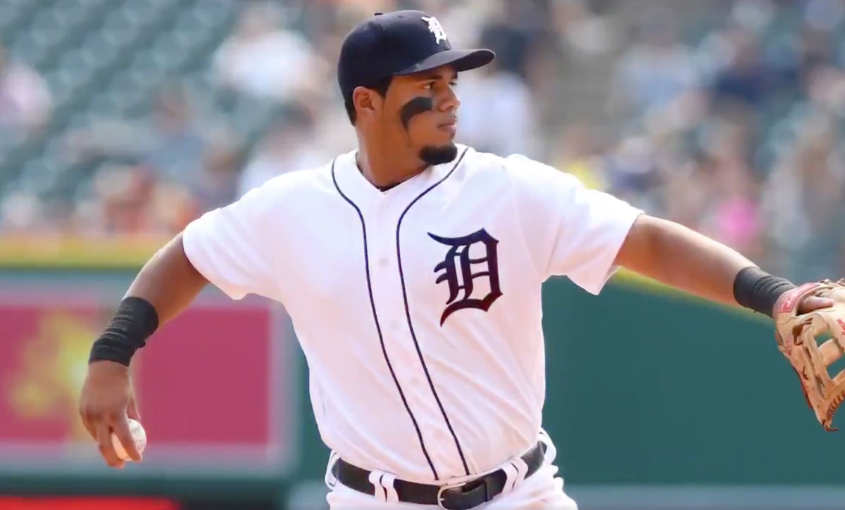 Tigers' Olde English 'D' gets change on home jerseys