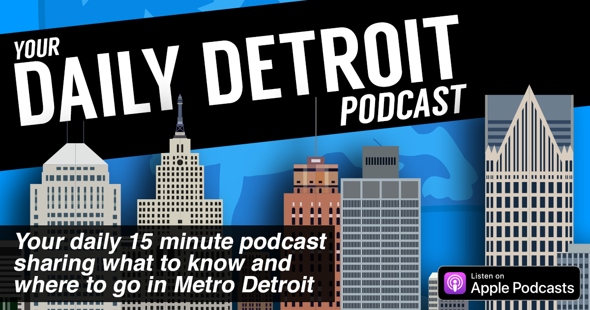 Detroit Podcast