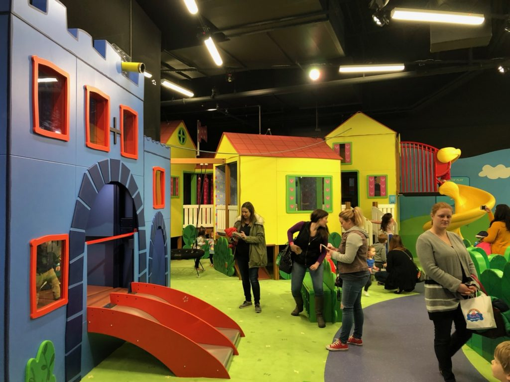 Peppa Pig World Of Play In U S Now Open Inside Great