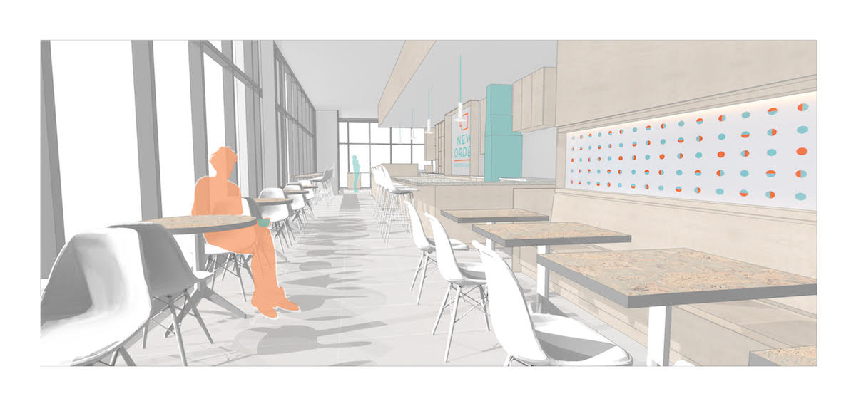 New Order Coffee Royal Oak Rendering