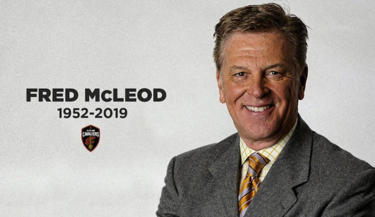 Longtime sportscaster, Cavs announcer, Fred McLeod dies at 67